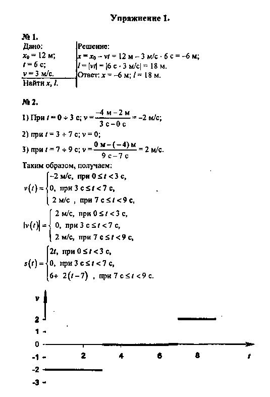 гдз мякишев найти по физике